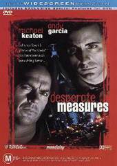 Desperate Measures on DVD