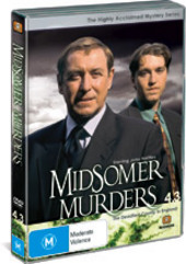 Midsomer Murders - Season 4 - 4.3 on DVD