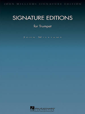 Signature Editions for Trumpet by John Williams