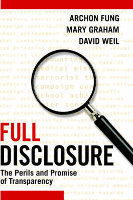 Full Disclosure by Archon Fung