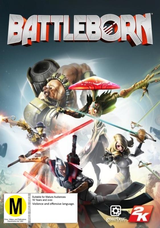 Battleborn for