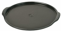 Emile Henry: BBQ Pizza Stone - Charcoal