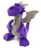 Nici: Purple Dragon Plush - 50cm