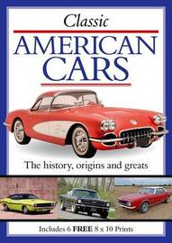 Classic American Cars (Print Pack) by Instinctive Editorial