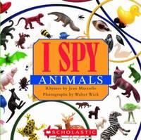 I Spy Animals by Jean Marzollo
