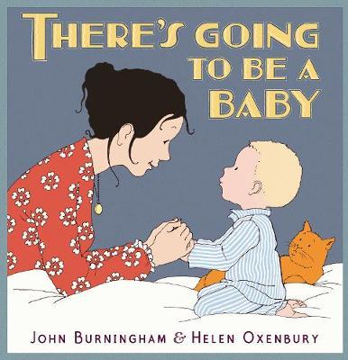 There's Going to Be a Baby by John Burningham image