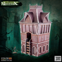 ColorED Scenery: Malifaux The Tower