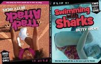 Swimming with Sharks/Track Attack by Betty Hicks image