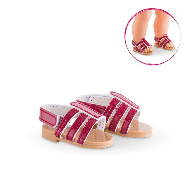 Ma Corolle Cherry Sandals