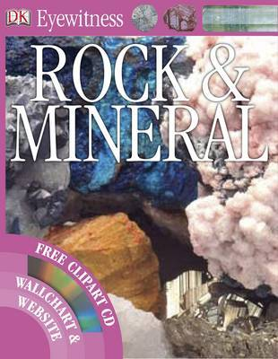 Rock and Mineral by R.F. Symes