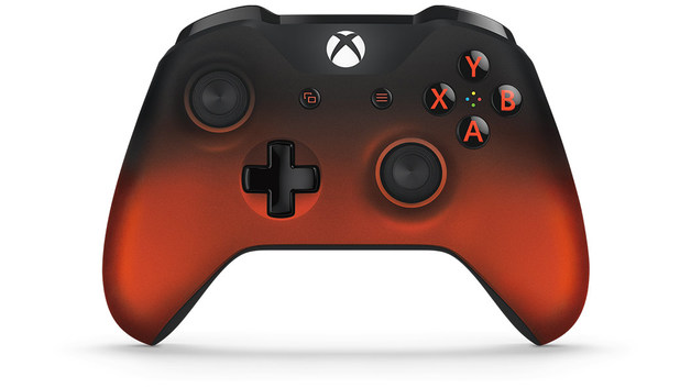 Xbox One Wireless Controller - Volcano Shadow Special Edition (with Bluetooth) for Xbox One