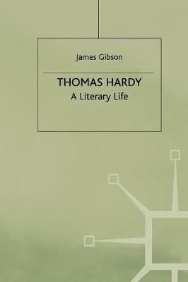 Thomas Hardy by J. Gibson