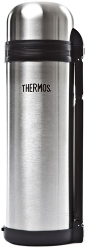 Thermos: Stainless Steel Flask - Silver (1.8L)