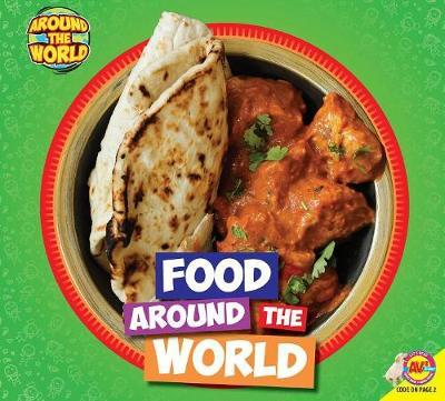 Food Around the World by Joanna Brundle