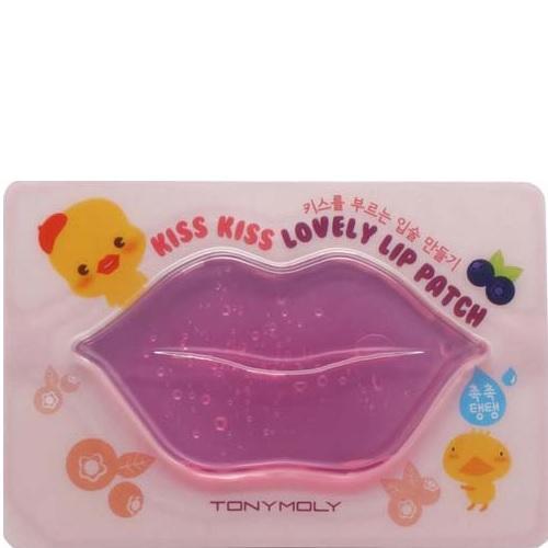 Tony Moly: Kiss Kiss Lovely Lip Patch
