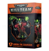 Warhammer 40,000: Kill Team Commander: Ankra the Colossus