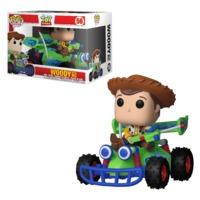 Toy Story - Woody & RC Pop! Ride Vinyl Figure image
