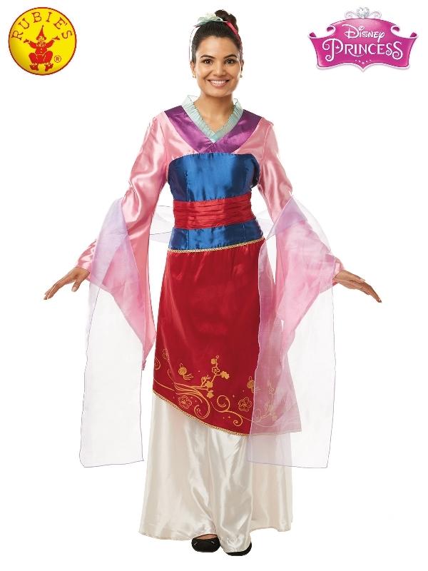 Rubie's: Mulan Deluxe Adult Costume (Medium) image