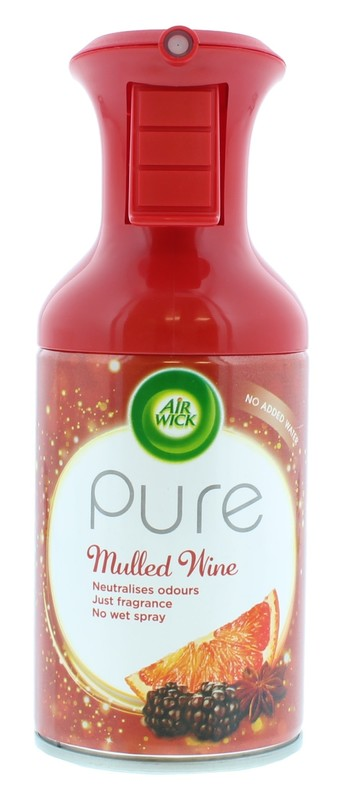Airwick: Pure Air Freshener Spray - Mulled Wine (250ml)