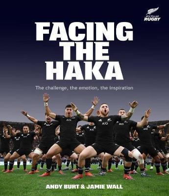 Facing the Haka by Jamie Wall