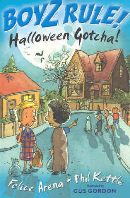 Boyz Rule 18: Halloween Gotcha! by Felice Arena image