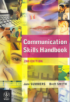 Communication Skills Handbook: How to Succeed in Written and Oral Communication by Jane Summers image