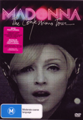 Madonna - The Confessions Tour on DVD