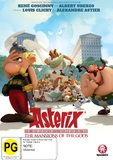 Asterix - The Mansions Of The Gods DVD