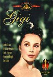 Gigi on DVD