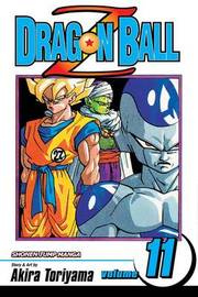 Dragon Ball Z: v. 11 by Akira
