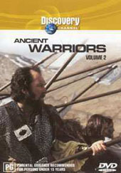 Ancient Warriors Vol 2 on DVD