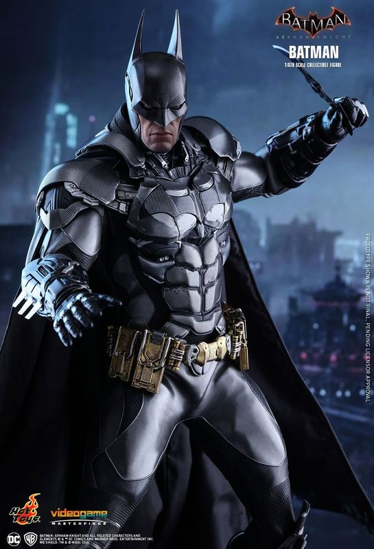 "Batman: Arkham Knight - Batman 12"" Figure"
