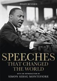 Speeches that Changed the World by Various Various image