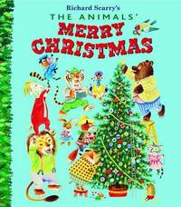 Animal's Merry Christmas by Kathryn Jackson