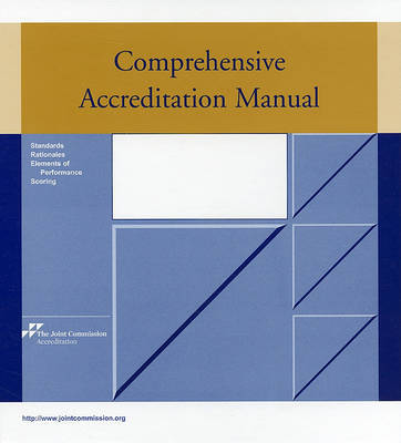 2010 Portable Comprehensive Accreditation Manual for Hospitals (CAMH): The Official Handbook image