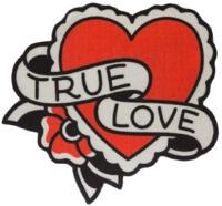 Sourpuss True Love Rug