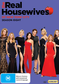 Real Housewives of New York - Season Eight on DVD