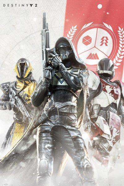 Destiny 2 Maxi Poster - Characters (832)