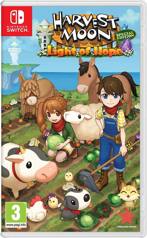 ​Harvest Moon: Light of Hope Special Edition for Switch