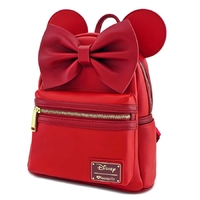 Loungefly: Disney - Minnie Red Mini Backpack