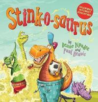 Stink-o-saurus (PB) by Paul Beavis