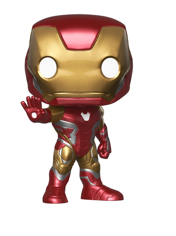 Avengers: Endgame - Iron Man Pop! Vinyl Figure