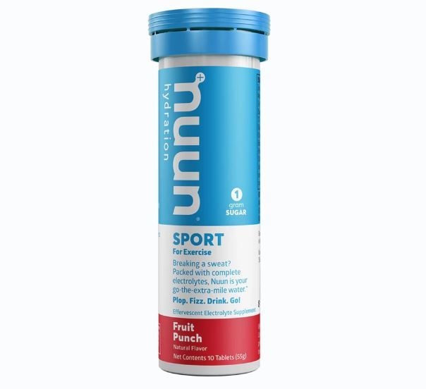 Nuun Sport Hydration Tablets - Fruit Punch image