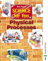 Science for You: Physical Processes: Student Book by Nick Paul image