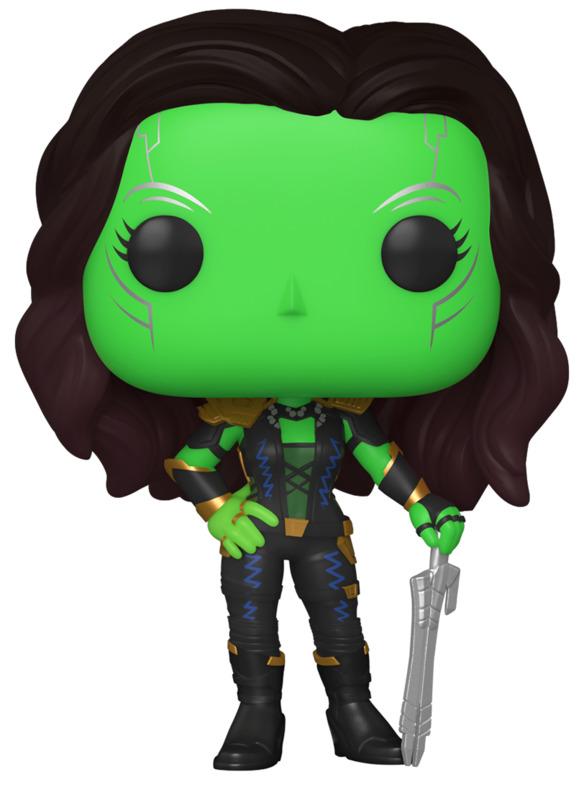 Marvel's What If? - Gamora (Daughter of Thanos) - Pop! Vinyl Figure
