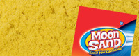 Moon Sand - 2.2kg Boxed - Yellow