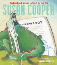 The Magician's Boy by Susan Cooper