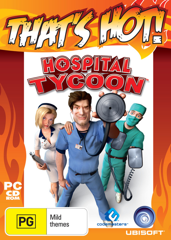 Hospital Tycoon (That's Hot) for PC Games