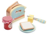 Honeybake Wooden Toaster Set