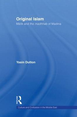Original Islam by Yasin Dutton